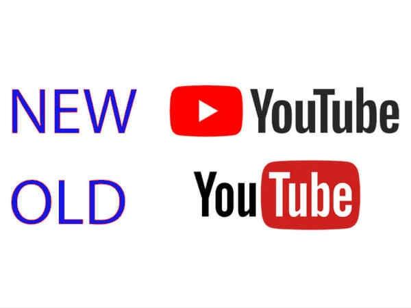 Youtube ने 12 साल बाद बदला लोगो, यूजर्स ने दिया ऐसा रिएक्शन