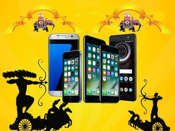 Flipkart big billion day sale: प्रीमियम स्मार्टफोन पर 25000 रुपए तक ऑफ