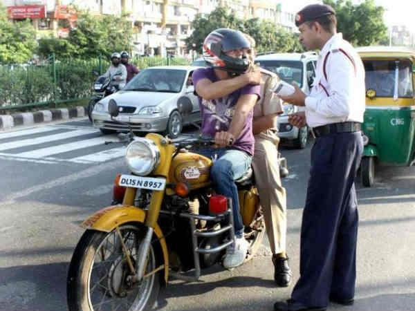 अब ट्रैफिक पुलिस के चालान से बचाएगा डिजिटल लॉकर !