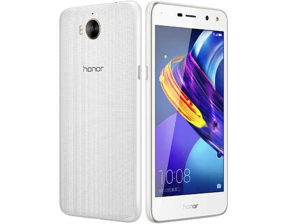 Honor 6 Play लॉन्च, एक और शानदार बजट स्मार्टफोन