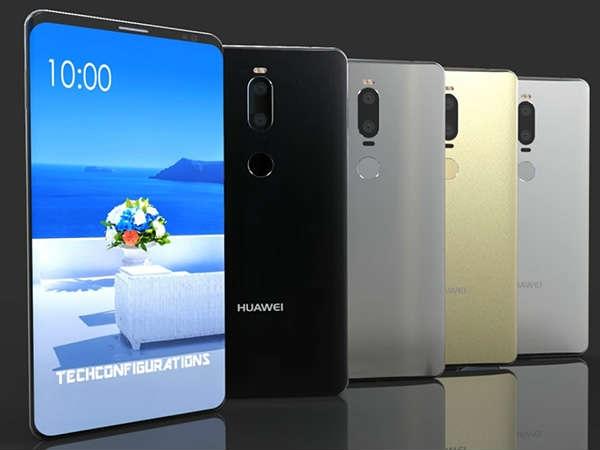 Huawei Mate 10 और Mate 10 pro किरिन 970 के साथ अक्टूबर में होंगे लॉन्च