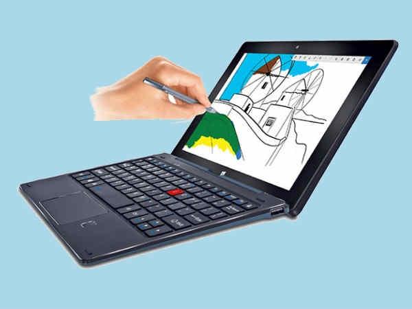 iBall Slide PenBook 2-in-1 लॉन्च, जानें कीमत और फीचर्स