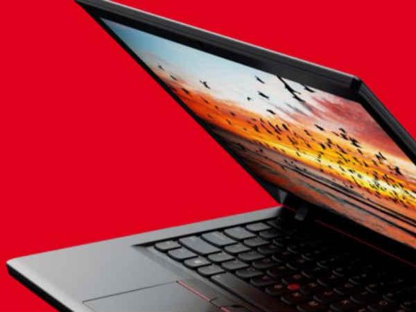 Lenovo ने दो नए बिज़नस लैपटॉप Thinkpad A275, ThinkPad A475 किए लॉन्च