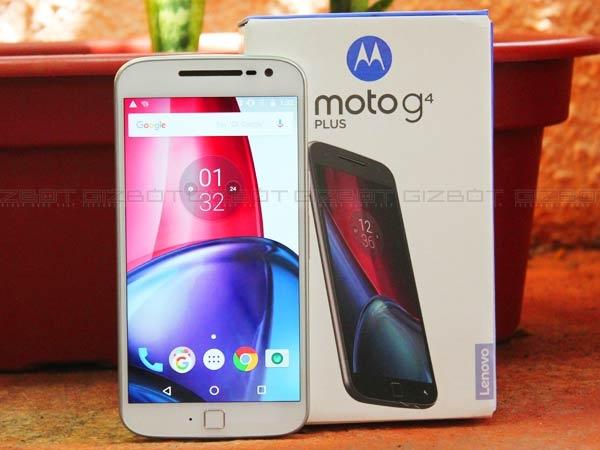 Moto G4 Plus पर मिलेगा एंड्रायड Oreo अपडेट
