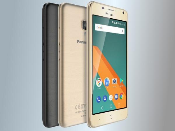Panasonic P9 4G VoLTE स्मार्टफोन भारत में लॉन्च, कीमत 6,290 रुपए