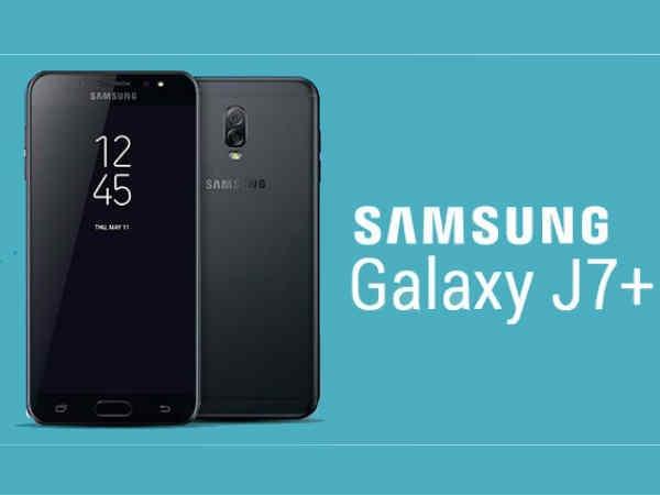 Samsung Galaxy J7+ की प्री-बुकिंग शुरू, इस कीमत पर करें बुक