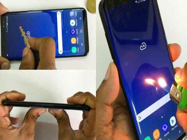 Video: स्क्रैच, बैंड और जलाने के बाद, ऐसा हुआ सैमसंग Galaxy Note 8 का हाल