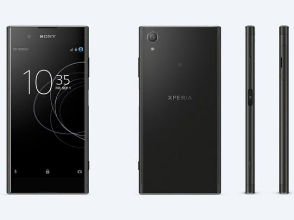 23एमपी कैमरा के साथ भारत में लॉन्च हुआ Sony Xperia XA1 Plus