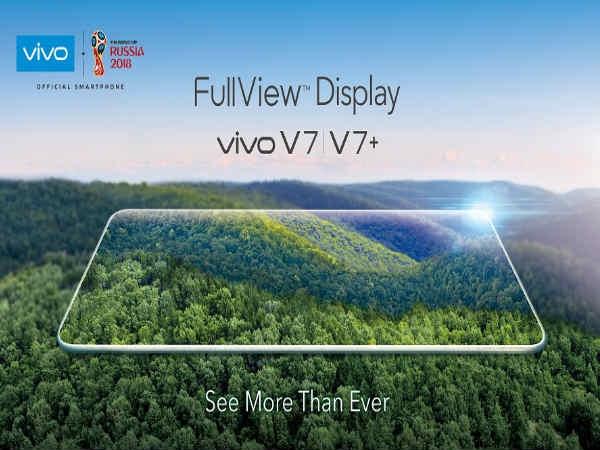 Vivo V7 24एमपी सेल्फी कैमरा फोन आज भारत में होगा लॉन्च, देखें लाइव