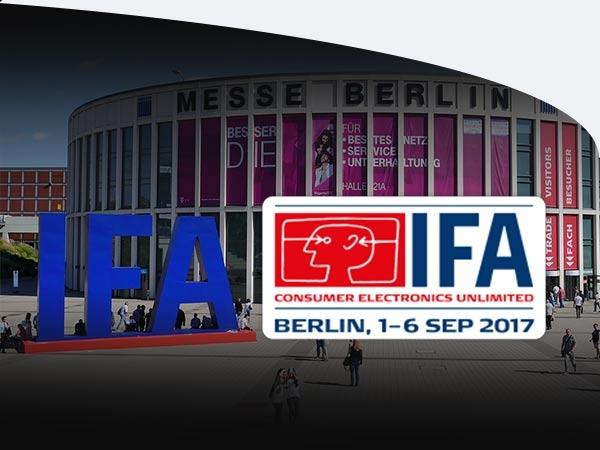IFA 2017 : बर्लिन Tech Show में अब तक हुए ये बड़े लॉन्च