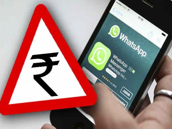 हो जाइए तैयार, Whatsapp के लिए जल्द ही चुकाने होंगे पैसे