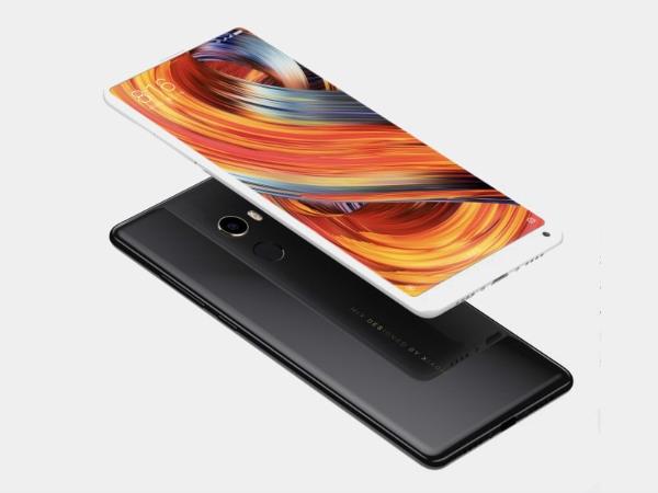 Xiaomi Mi Mix 2 लॉन्च, फोन में है लेटेस्ट प्रोसेसर और 5.99 इंच डिस्प्ले