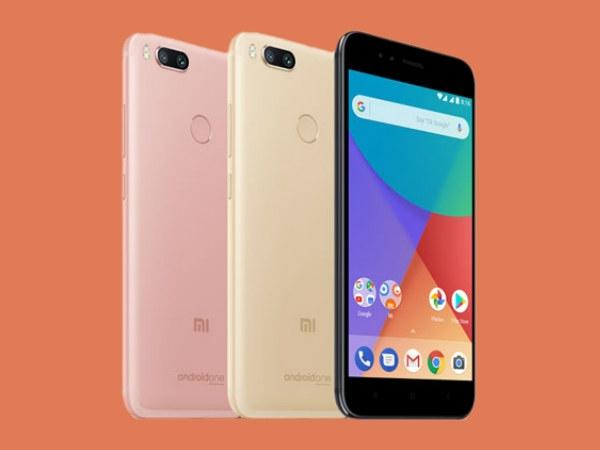 Xiaomi Mi A1 की तुलना करें इस रेंज के अन्य स्मार्टफोन से