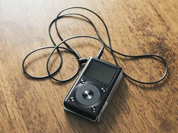 MP3 प्लेयर