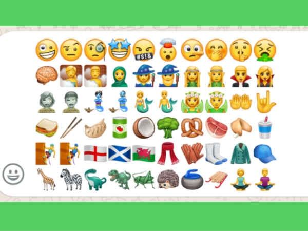 Whatsapp पर जल्द आने वाले हैं मजेदार Emoji