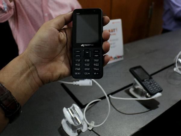 लॉन्च हुआ 4G इनेबल भारत 1, कीमत 2,200 रुपए