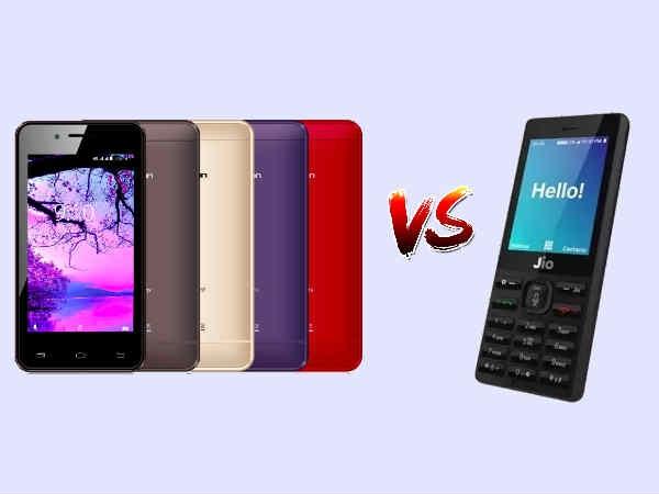 Airtel 4G स्मार्टफोन Vs Jio phone: देखें, किसमें कितना है दम
