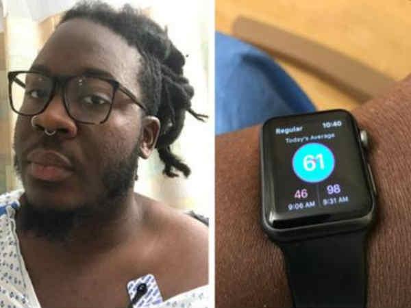 यूजर ने बताया, Apple वॉच ने कैसे बचाई उसकी जान
