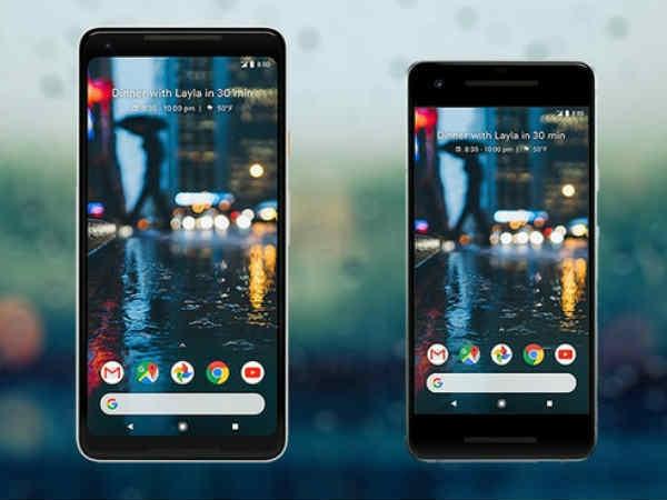 Google Pixel 2 से कितना अलग है Google Pixel XL 2, यहां जानें