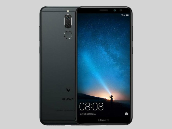 Huawei nova 2i चार कैमरे और 4जीबी रैम के साथ लॉन्च