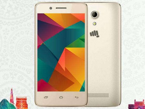 माइक्रोमैक्स – वोडाफोन भारत 2 अल्ट्रा 4जी, सस्ता 4जी स्मार्टफोन