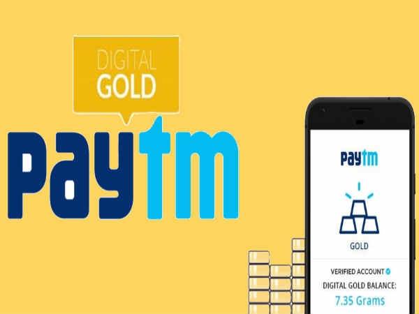 Paytm ने धनतेरस तक बेचा 120 करोड़ रुपए का सोना