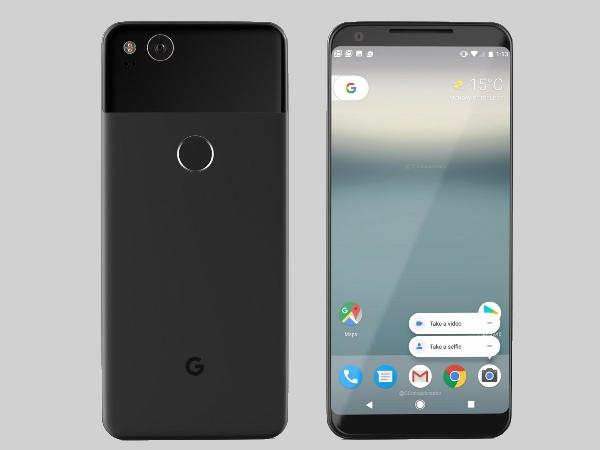 Google ने लॉन्च किए pixel 2 और pixel 2 Xl
