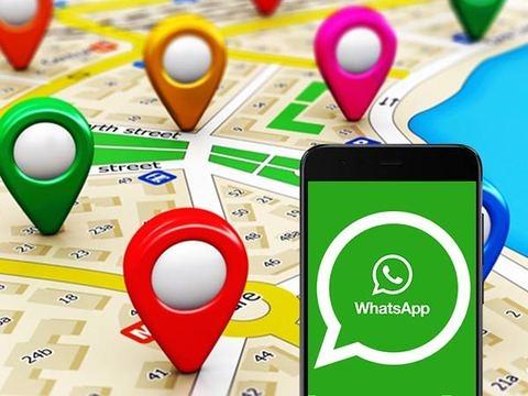 Whatsapp के नए फीचर में शेयर करें अपनी लाइव लोकेशन