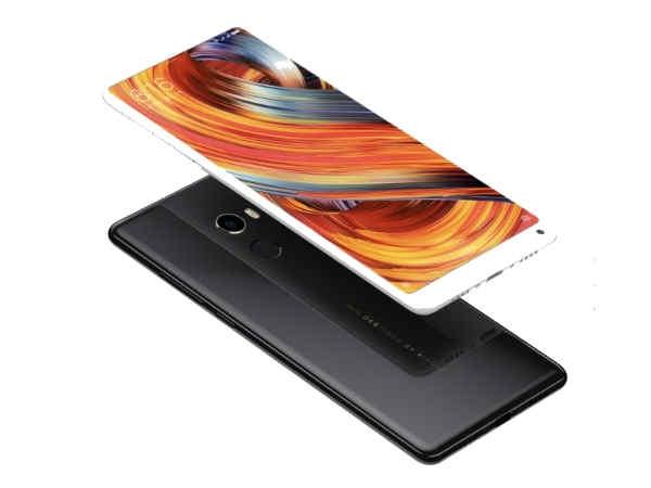 Xiaomi Mi MIX 2 आज पहली बार इंडिया में सेल के लिए उपलब्ध