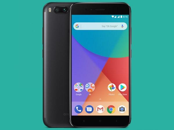 Xiaomi Mi A1 फ्लैश की फिर से बिक्री शुरू