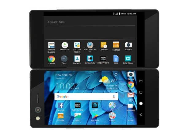 फोल्डेबल स्मार्टफोन ZTE Axon M लॉन्च, इसमें है डूअल स्क्रीन