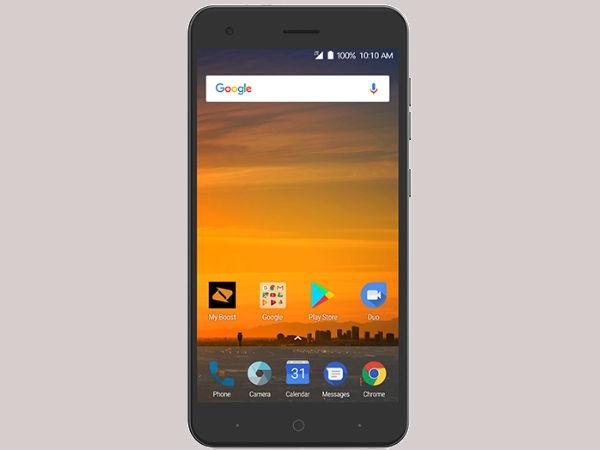 ZTE Blade Force स्मार्टफोन लॉन्च, कीमत 10,000 रु से कम