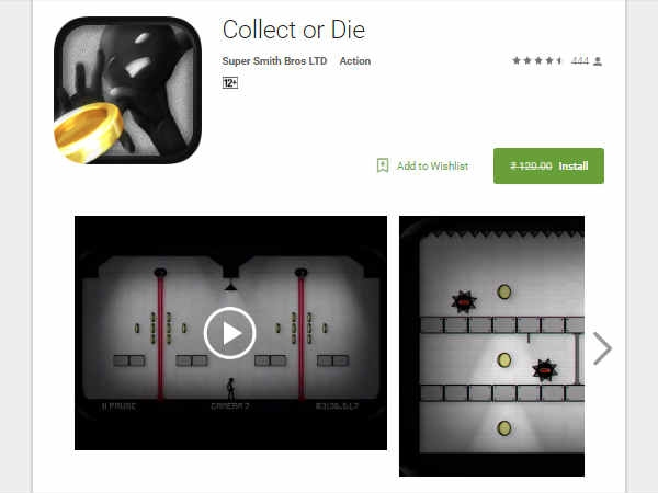 Collect or Die-