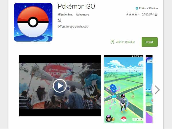 Pokémon Go-