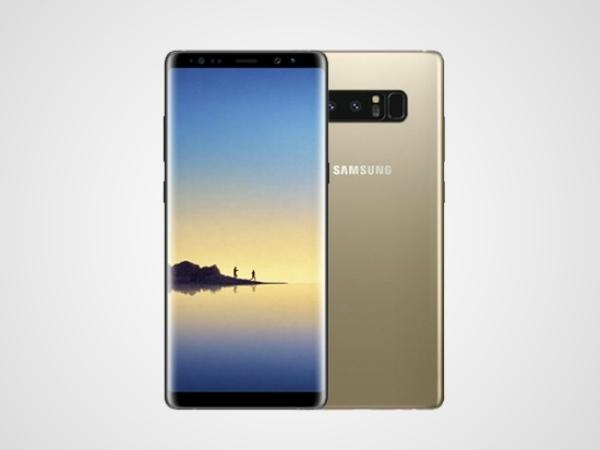 9700 रुपए सस्ता हुआ सैमसंग Galaxy Note 8