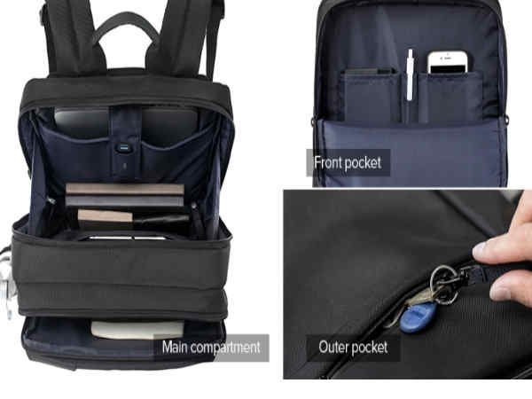 Mi Business Backpack-