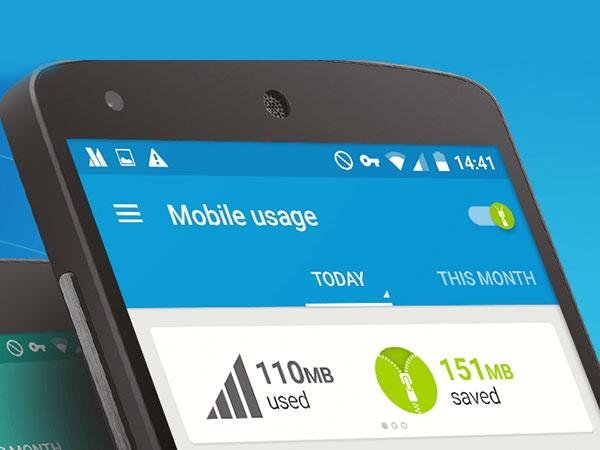 सेट करें मोबाइल डाटा लिमिट