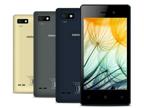 जियोफोन को मिलेगी टक्कर, Airtel-Karbonn ने लॉन्च किए स्मार्टफोन