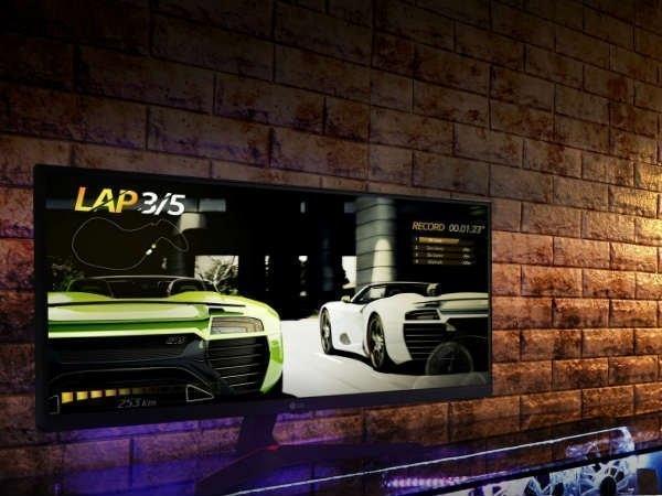 लेटेस्ट डिसप्ले टेक्नोलॉजी के साथ LG ने लॉन्च किया वाइड स्क्रीन गेमिंग मॉनिटर