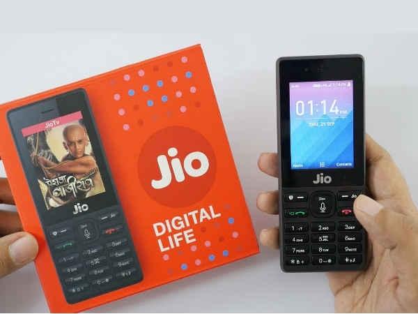 Jio Phone की प्री बुकिंग शुरू, खास यूजर्स के लिए होगा उपलब्ध