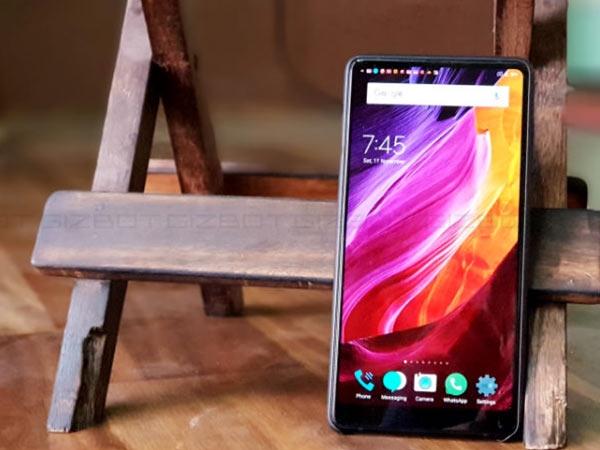 4000 रुपए में घर ले आएं नया Xiaomi Mi Mix 2, फ्लिप्कार्ट ऑफर