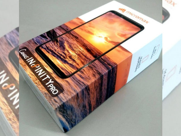 Micromax canvas infinity Pro भारत में जल्द होगा लॉन्च, कीमत 15,000 रु से कम