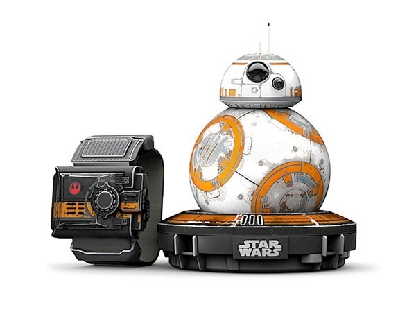 b) Special Edition BB-8 Sphero with Force Band