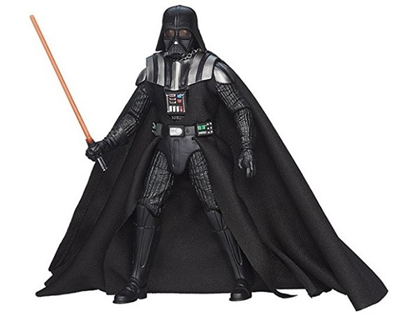 a) Star Wars The Black Series Darth Vader 6