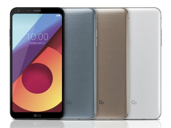 LG Q6 and the Q6+