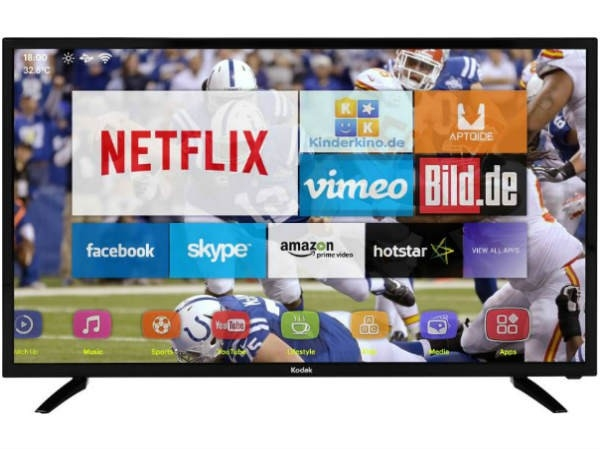 Kodak 40FHDXSMART 40 inch LED Full HD TV