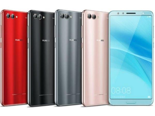 6GB रैम-4 कैमरों के साथ आता है Huawei का ये लेटेस्ट स्मार्टफोन