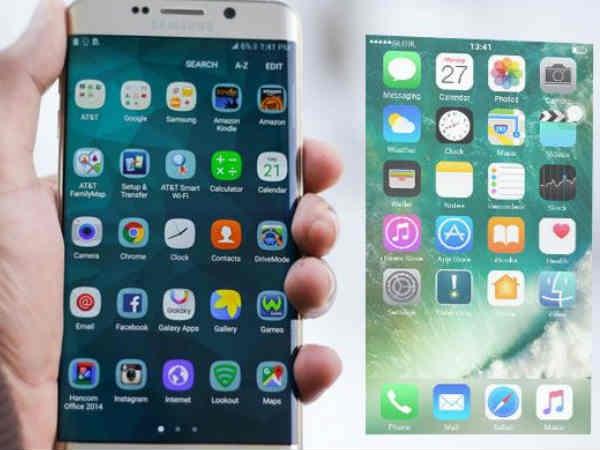 अपने एंड्रायड फोन को iOS में बदलें