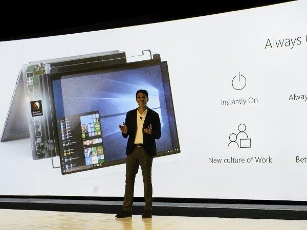 20-घंटे बैटरी लाइफ वाले पीसी और लैपटॉप लॉन्च करेगा माइक्रोसॉफ्ट