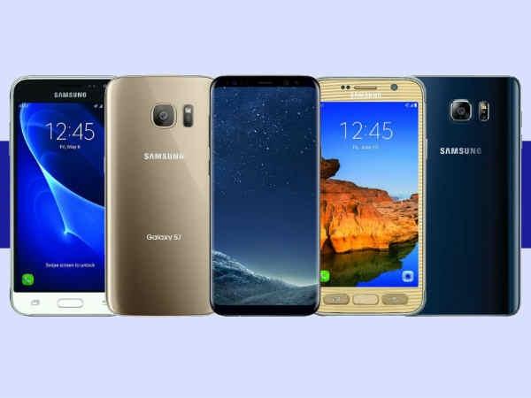 यहां सैमसंग Galaxy स्मार्टफोन पर मिल रही है 8000 रुपए की मिलेगी छूट